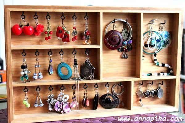casier de rangement pour bijoux