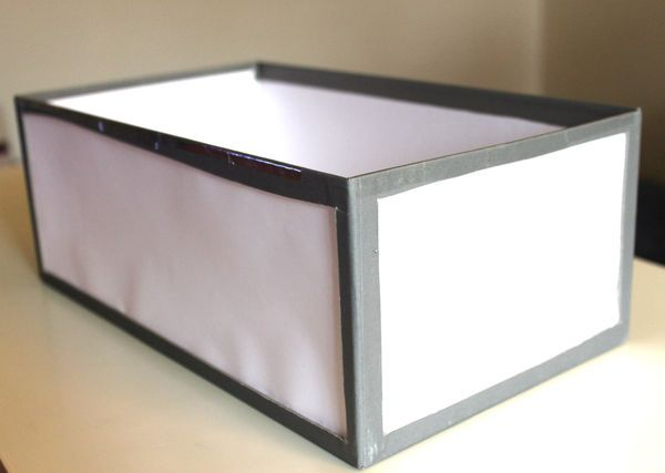 lightbox avec volets