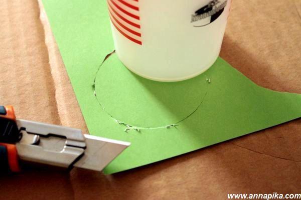cutter rondelle papier